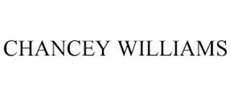 CHANCEY WILLIAMS
