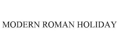 MODERN ROMAN HOLIDAY
