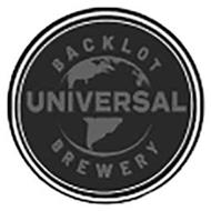 UNIVERSAL BACKLOT BREWERY