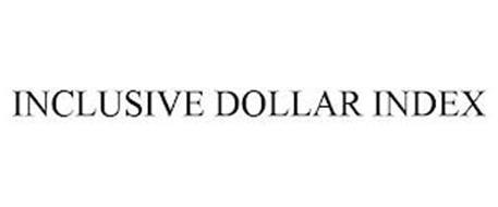 INCLUSIVE DOLLAR INDEX