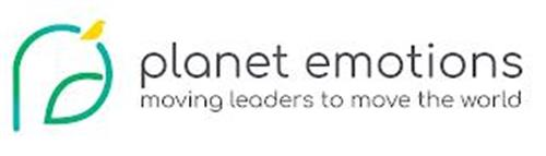 PLANET EMOTIONS MOVING LEADERS TO MOVE THE WORLD