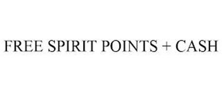 FREE SPIRIT POINTS + CASH