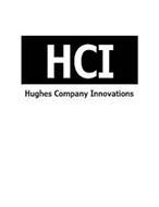 HCI HUGHES COMPANY INNOVATIONS