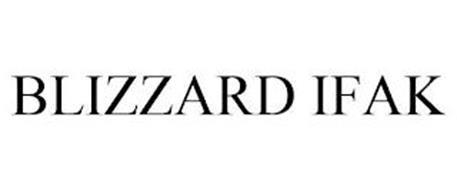 BLIZZARD IFAK