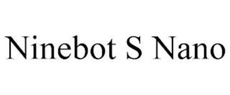 NINEBOT S NANO