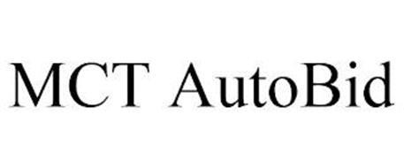 MCT AUTOBID