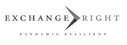 EXCHANGE RIGHT PANDEMIC RESILIENT