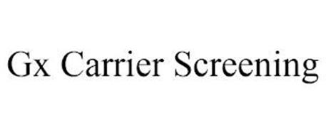 GX CARRIER SCREENING