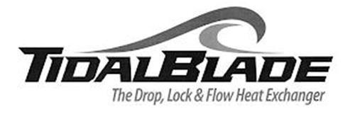 TIDALBLADE THE DROP, LOCK & FLOW HEAT EXCHANGER