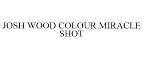 JOSH WOOD COLOUR MIRACLE SHOT