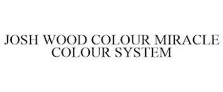 JOSH WOOD COLOUR MIRACLE COLOUR SYSTEM