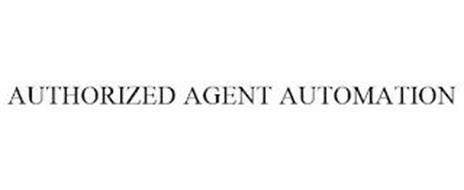 AUTHORIZED / AGENT AUTOMATION