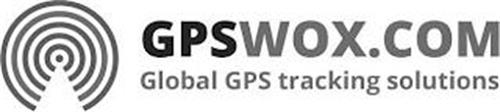 GPSWOX.COM GLOBAL GPS TRACKING SOLUTIONS