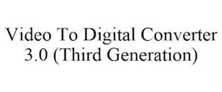 VIDEO TO DIGITAL CONVERTER 3.0 (THIRD GENERATION)