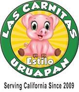 LAS CARNITAS ESTILO URUAPAN SERVING CALIFORNIA SINCE 2009