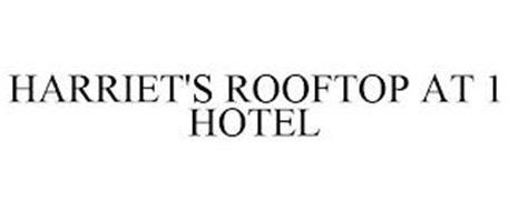 HARRIET'S ROOFTOP AT 1 HOTEL