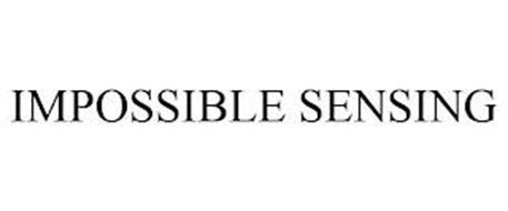 IMPOSSIBLE SENSING