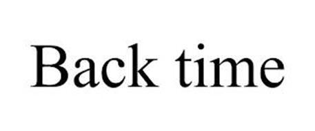 BACK TIME