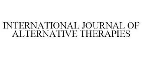 INTERNATIONAL JOURNAL OF ALTERNATIVE THERAPIES