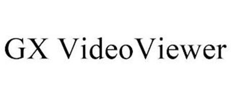 GX VIDEOVIEWER