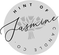 HINT OF JASMINE CANDLE CO