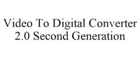VIDEO TO DIGITAL CONVERTER 2.0 SECOND GENERATION
