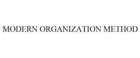 MODERN ORGANIZATION METHOD