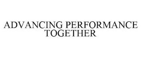 ADVANCING PERFORMANCE TOGETHER