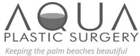 AQUA PLASTIC SURGERY KEEPING THE PALM BEACHES BEAUTIFUL