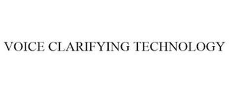 VOICE CLARIFYING TECHNOLOGY