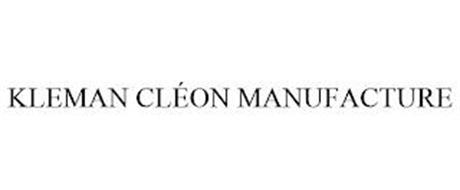 KLEMAN CLÉON MANUFACTURE