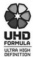 UHD FORMULA ULTRA HIGH DEFINITION