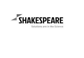 SHAKESPEARE SOLUTIONS ARE IN THE SCIENCE