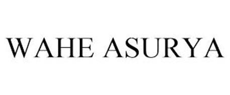 WAHE ASURYA
