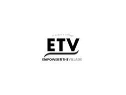 IT TAKES A VILLAGE ETV EMPOWER THE VILLAGE