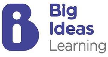 BI BIG IDEAS LEARNING