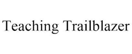 TEACHING TRAILBLAZER