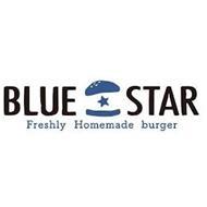 BLUE STAR FRESHLY HOMEMADE BURGER