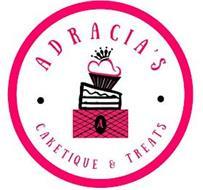 ADRACIA'S CAKETIQUE & TREATS, LLC