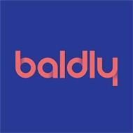 BALDLY