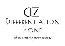DZ DIFFERENTIATION ZONE WHERE CREATIVITY MEETS STRATEGY