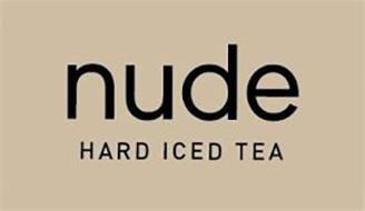 NUDE HARD ICED TEA