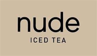 NUDE ICED TEA