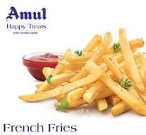 AMUL HAPPY TREATS READY TO COOK & SERVE FRENCH FRIES