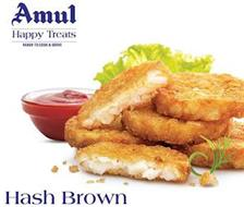 AMUL HAPPY TREATS READY TO COOK & SERVE HASH BROWN