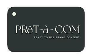 PRÊT-À-COM READY TO USE BRAND CONTENT