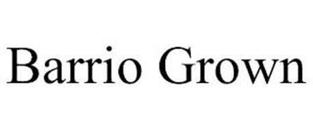 BARRIO GROWN