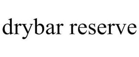 DRYBAR RESERVE