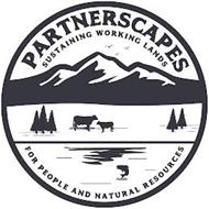 PARTNERSCAPES SUSTAINING WORKING LANDS FOR PEOPLE AND NATURAL RESOURCES