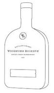 WR DISTILLER'S SELECT WOODFORD RESERVE KENTUCKY STRAIGHT BOURBON WHISKEY